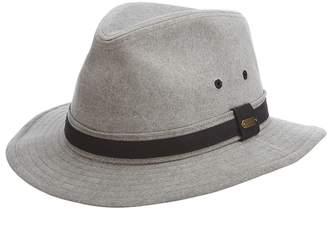 Stetson Men's Herringbone Safari Hat
