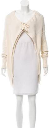 Vera Wang Knit Cowl Neck Sweater $75 thestylecure.com
