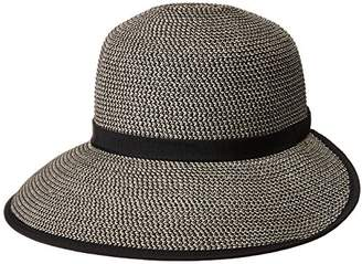 Nine West Women's Packable Brimless Floppy Hat
