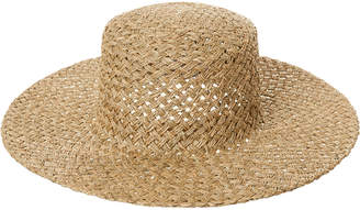 LACK OF COLOR The Sunnydip Straw Hat Natural