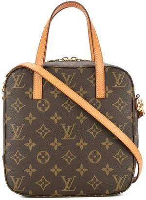 Free Shipping At Farfetch Louis Vuitton Vintage Spontini Monogram Canvas Mini Bag