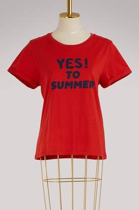 A.P.C. Yes ! To Summer T-shirt