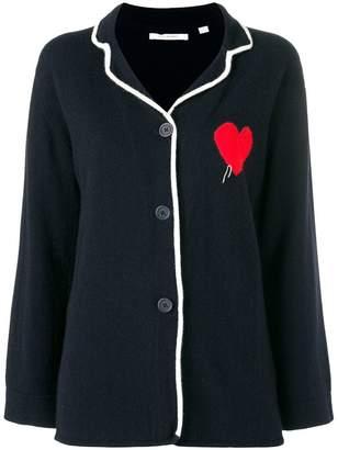 Parker Chinti & heart cardigan