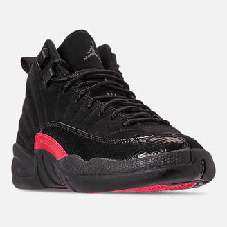 Nike Girls  Big Kids  Air Jordan Retro 12 Basketball Shoes 11e1d8710