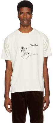 Remi Relief Off-White God Time T-Shirt