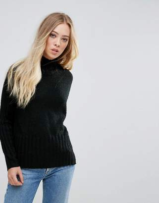 B.young High Neck Classic Sweater