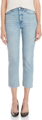 Levi's Wedgie Straight-Leg Jeans