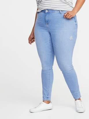 904d17a05741a Old Navy High-Rise Secret-Slim Pockets Rockstar Super Skinny Plus-Size Jeans