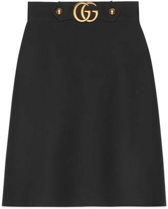 Knee-length skirt $980 thestylecure.com