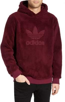 adidas Adicolor Trefoil Recycled Fleece Hoodie