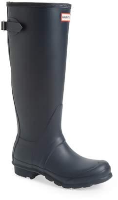 Hunter Tall Adjustable Back Rain Boot
