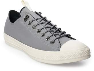 ff6e29076a02 Converse Men s Chuck Taylor All Star Mason Leather Sneakers