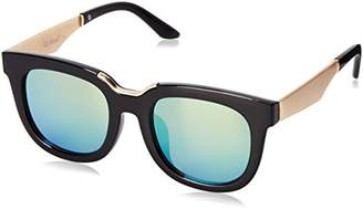 A.J. Morgan Women's Potato Rectangular Sunglasses $24 thestylecure.com