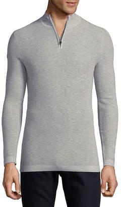 Superdry Premium City Henley Sweatshirt