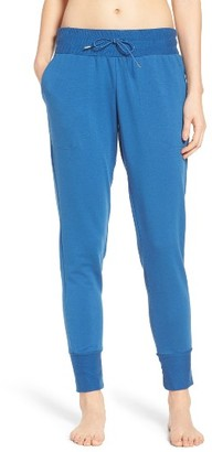 Women's Free People Skinny Sweat Jogger Pants $48 thestylecure.com