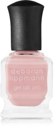 Deborah Lippmann - Nail Polish - Cake By The Ocean $18 thestylecure.com