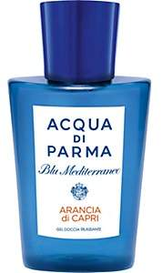 Acqua di Parma Women's Blu Med Arancia Shower Gel 200mL