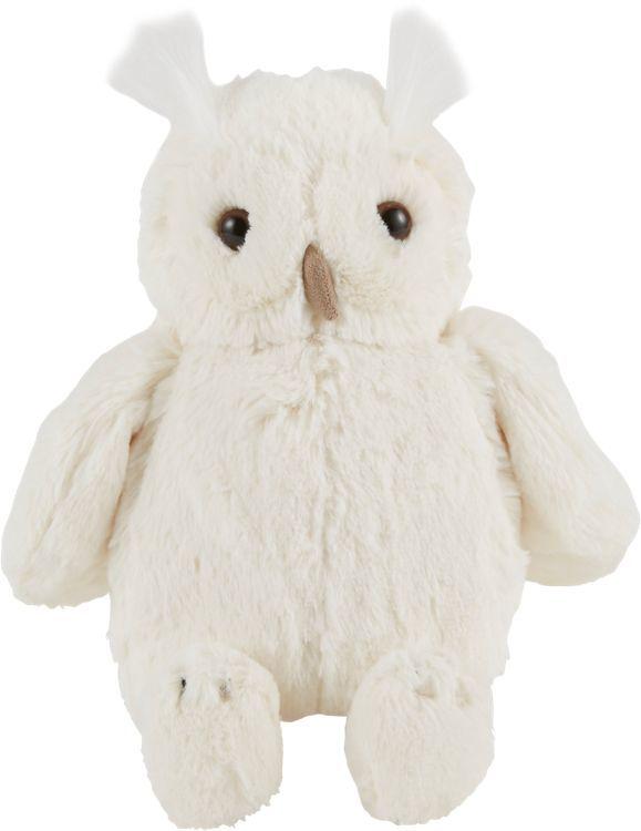 Jellycat Woodland Owl-White
