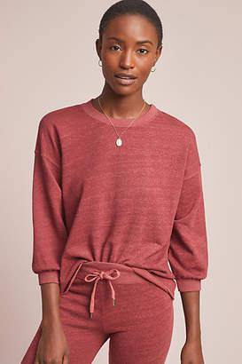 Sundry Puff-Sleeved Sweatshirt