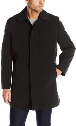 Ike Behar Big & Tall Classic-Fit Rain Jacket