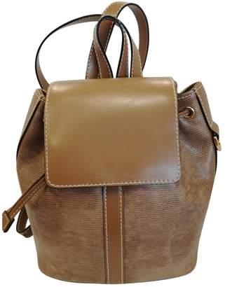 Lancel Leather backpack
