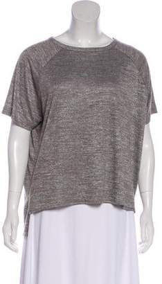 Rag & Bone Short Sleeve Knit Top