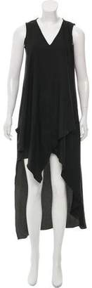 Nicole Miller Sleeveless Asymmetrical Dress w/ Tags