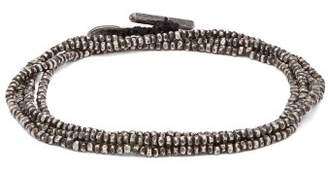 M. Cohen Imperial Sterling Silver Bracelet - Mens - Silver Multi