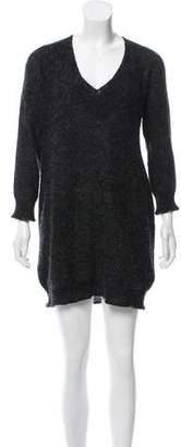 Nina Ricci Long Sleeve Sweater Dress