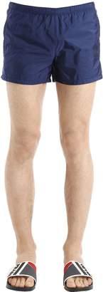 Prada Nylon Piuma Swim Shorts
