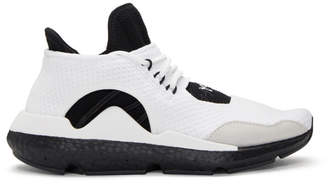 Y-3 White Saikou Boost Sneakers