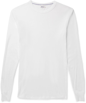 Schiesser Karl Heinz Cotton T-Shirt $70 thestylecure.com