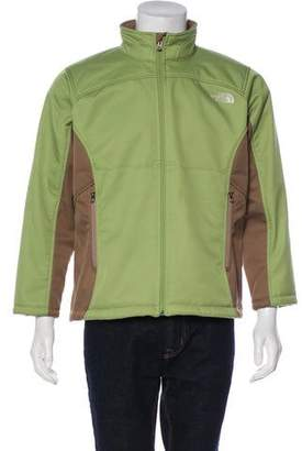The North Face Apex Sherpa-Lined Jacket