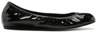 Lanvin Black Classic Ballerina Flats