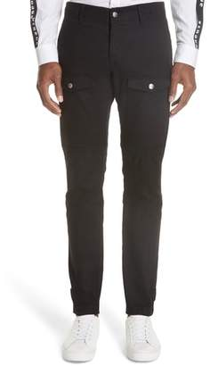 Versace Denim Cargo Pants