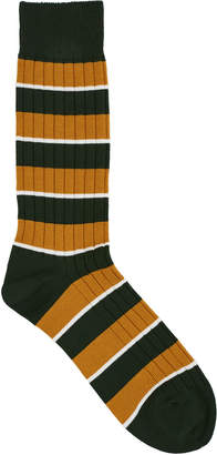 Tabio Three Stripe Sock