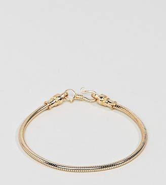 Serge DeNimes Slither Bracelet In 14K Gold Plated Solid Silver