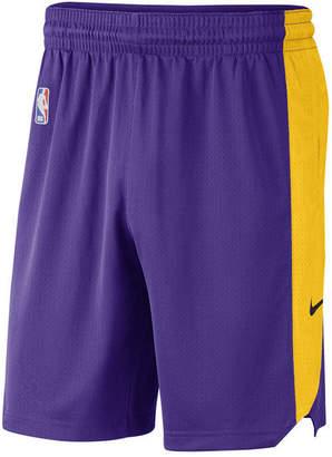 Nike Men's Los Angeles Lakers Practice Shorts
