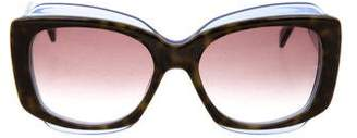 Oliver Goldsmith Tak Square Sunglasses