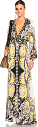 Etro Beaded Long Dress $6,868 thestylecure.com