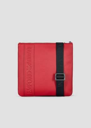 Emporio Armani Cross-Body Bag In Faux Leather b099ef5963c06