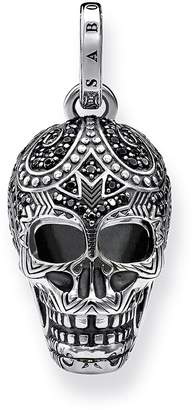 Thomas sabo skull shopstyle uk at house of fraser thomas sabo rebel at heart small maori skull pendant mozeypictures Image collections