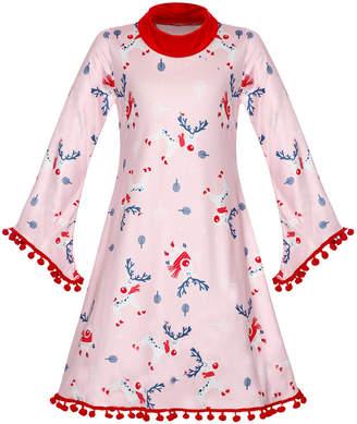 Mia Belle Girls Sweater Dress