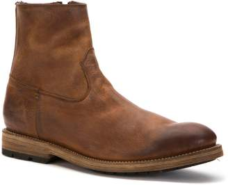 Frye Bowery Leather Ankle Boots