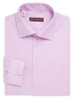 Hickey Freeman Stripe Long Sleeve Shirt
