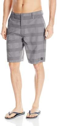 "Rip Curl Men's Mirage Declassified 21"" Boardwalk Hybrid Stretch Shorts"