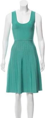 Issa Sleeveless A-Line Dress