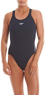 Speedo Endurance+ Medalist Swimsuit, Navy
