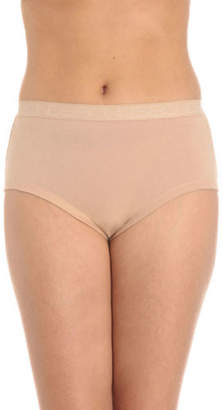 Bonds NEW 'Cottontails' Full Brief 3 Pack WY5NA Natural