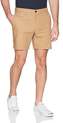 """Goodthreads Men's 7"""" Inseam Linen Cotton Short"""
